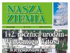 Miesięcznik Nasza Ziemia - Luty 2016