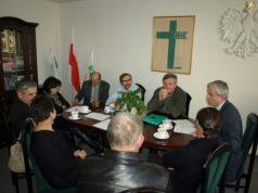 """Posiedzenie Prezydium Rady Krajowej NSZZ """"Solidarność"""" w dniu 3 listopada 2011 roku"""