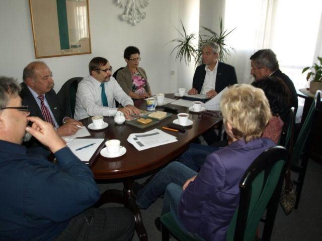 Posiedzenie Prezydium Rady Krajowej NSZZ RI