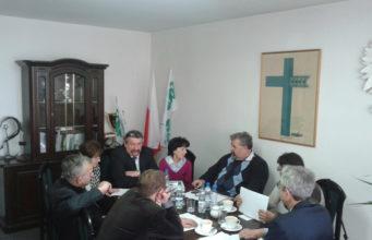 """Posiedzenie Prezydium Rady Krajowej NSZZ RI """"Solidarność"""" w dniu 14 stycznia 2015 roku"""