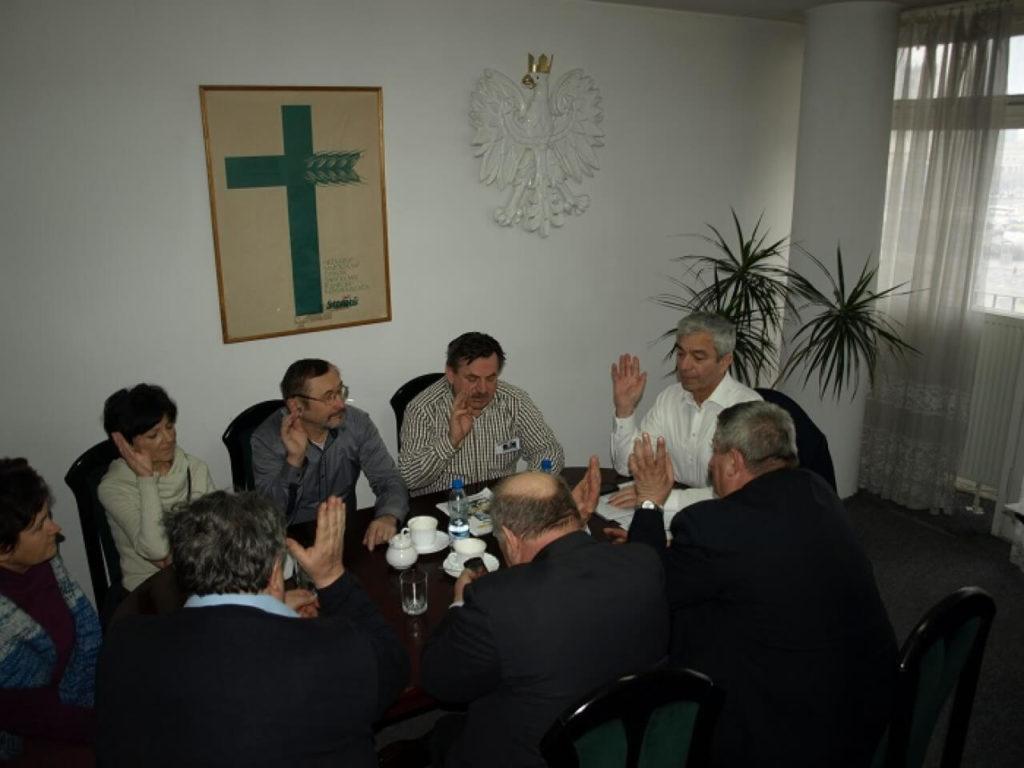 """Komunikat z Posiedzenia Prezydium Rady Krajowej NSZZ RI """"Solidarność"""" w dniu 11 lutego 2015 roku"""