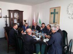 """Posiedzenie Prezydium Rady Krajowej NSZZ RI """"Solidarność"""" w dniu 4 listopada 2015 roku"""