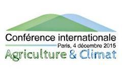 """Konferencja """"Rolnictwo a zmiana klimatu"""" w Paryżu"""