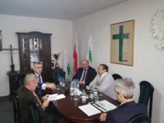 """Posiedzenie Prezydium Rady Krajowej NSZZ RI """"Solidarność"""" w dniu 4 lutego 2016 roku"""
