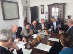 """Posiedzenie Prezydium Rady Krajowej NSZZ RI """"Solidarność"""" w dniu 25 lutego 2016 roku"""