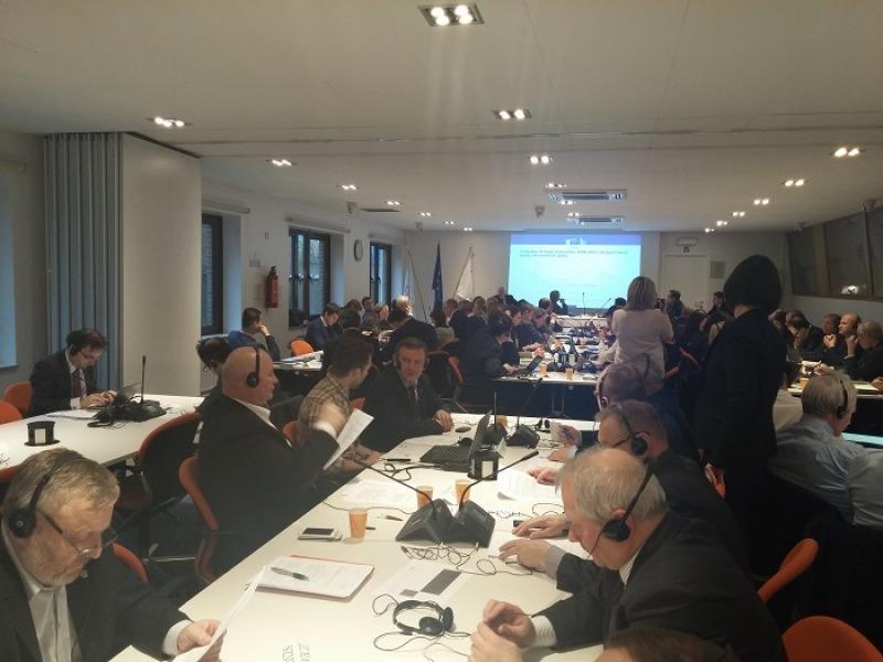 Posiedzenie Prezydium Copa Cogeca w Brukseli w dniu 18 i 19 lutego 2016 roku