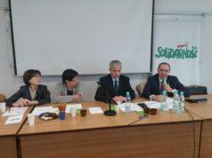 """Posiedzenie Rady Krajowej NSZZ RI """"Solidarność"""" w dniu 22 marca 2016 roku"""