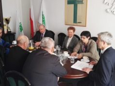 """Posiedzenie Prezydium Rady Krajowej NSZZ RI """"Solidarność"""" w dniu 19 kwietnia 2016 roku"""