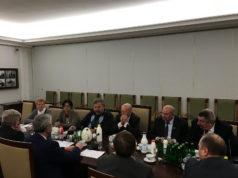 """Posiedzenie Prezydium Rady Krajowej NSZZ RI """"Solidarność"""" w dniu 16 listopada 2016 roku"""