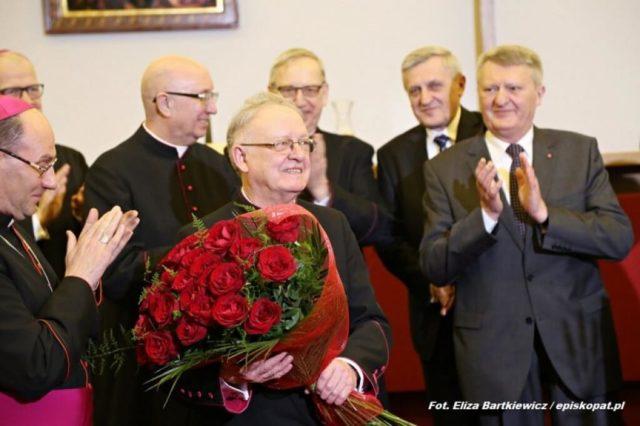 Ks. Kazimierz Kaczor laureatem Nagrody im. biskupa Romana Andrzejewskiego