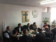 """Posiedzenie Prezydium Rady Krajowej NSZZ RI """"Solidarność"""" w dniu 7 lutego 2017 roku"""
