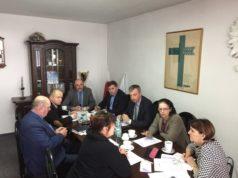 """Posiedzenie Prezydium Rady Krajowej NSZZ RI """"Solidarność"""" w dniu 6 kwietnia 2017 roku"""
