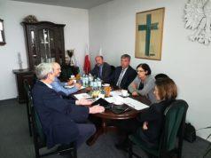 """Posiedzenie Prezydium Rady Krajowej NSZZ RI """"Solidarność"""" w dniu 10 października 2017 roku"""