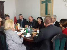 """Posiedzenie Prezydium Rady Krajowej NSZZ RI """"Solidarność"""" w dniu 14 listopada 2017 roku"""