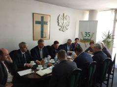 Posiedzenie Prezydium Rady Krajowej z dnia 7 lutego 2018 roku