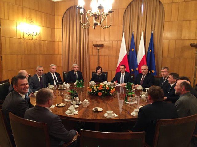Spotkanie Prezydium Rady Krajowej NSZZ RI